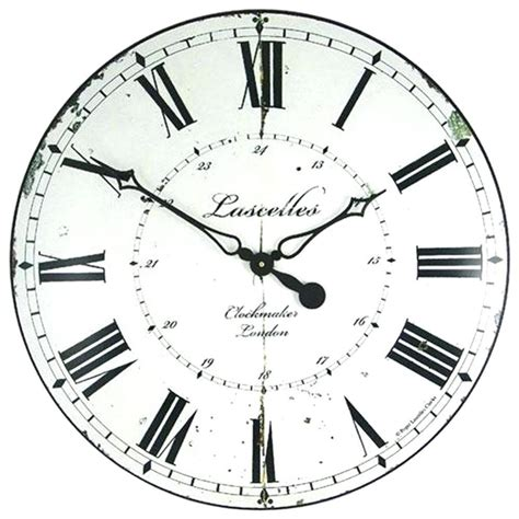 large wall clocks large wall clock kitchen