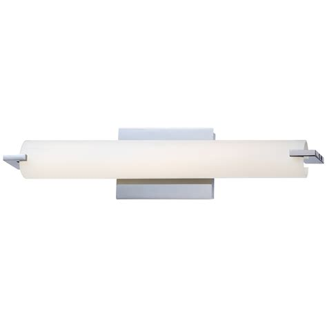 George Kovacs Bathroom Lighting Fixtures Led Bath Bar By George Kovacs P5044 077 L