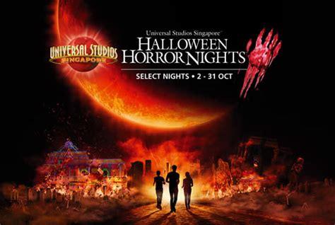 universal studios singapore new year 2015 uss horror nights weekends 2 31 oct 2015
