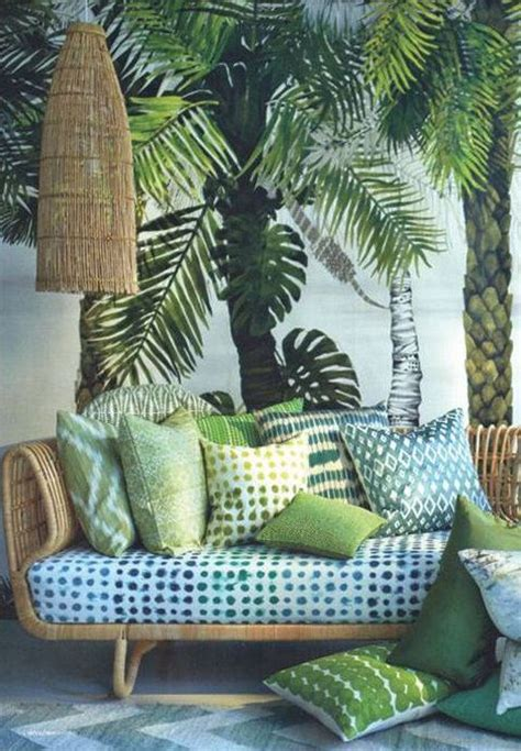 tropical decoration best 25 tropical decor ideas on pinterest mediterranean