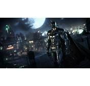 Batman Arkham Knight Neuer Gameplay Trailer Zeigt Die Fledermaus In