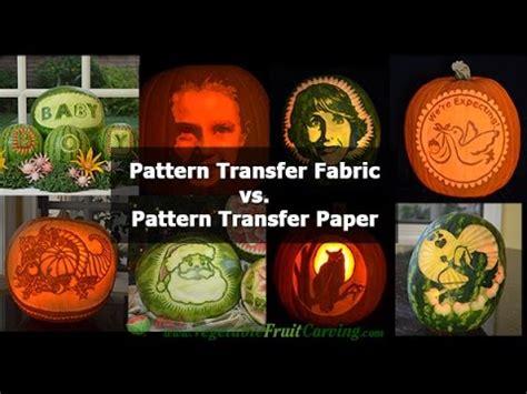 pattern transfer fabric pattern transfer paper vs pattern transfer fabric youtube
