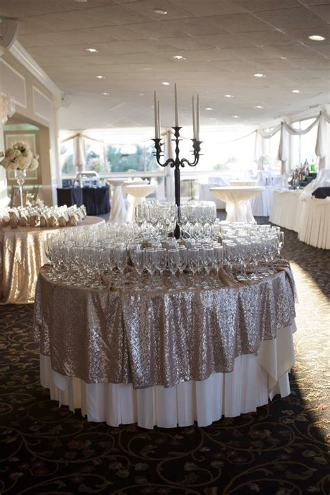101 best Sequin Linens/Tableclothes images on Pinterest