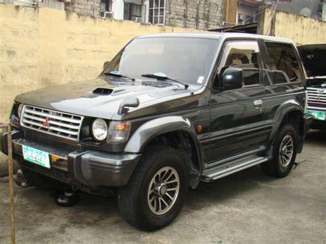2003 mitsubishi pajero 3 doors partsopen