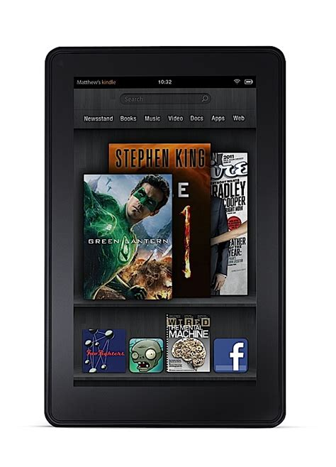 kindle for android tablet unveils the kindle tablet 7 inch android based 199 price tag
