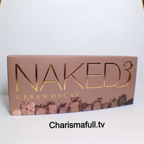 Naked3 3 Limited decay 3 palette reviews photos w swatches