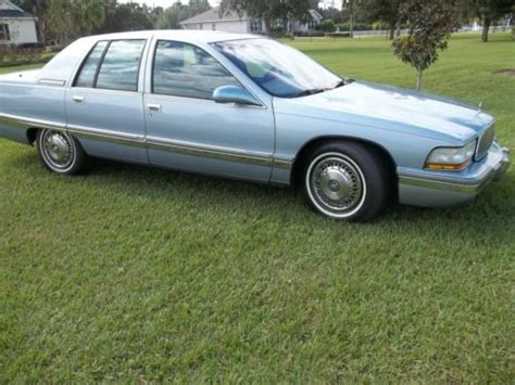 how to sell used cars 1996 buick roadmaster security system sell used 1996 buick roadmaster blue rust free florida 3 owner car in dover florida united states