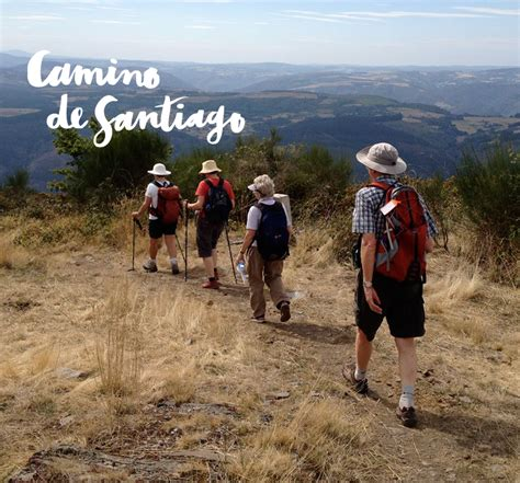 el camino walk el camino de santiago journeys