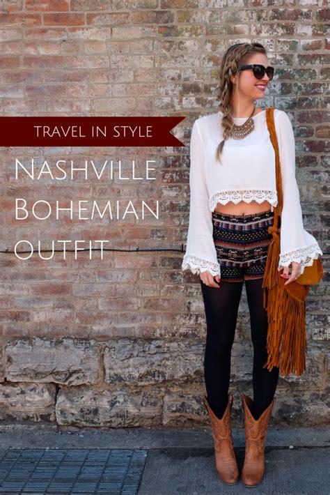 Nashville Wardrobe Stylist by Travel In Style Nashville Bohemian The Abroad