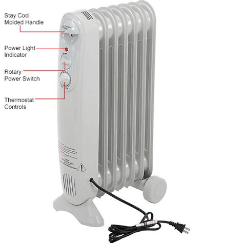 comfort zone heater parts heaters portable electric comfort zone 174 value sized