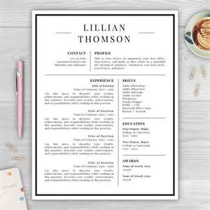 Resume Formats That Stand Out by Resume Cover Letter Modern Resume Professional Resume Free Resume Template Resume Icons