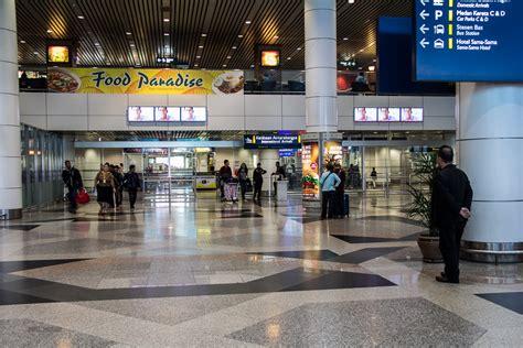 emirates klia or klia2 hungry in kuala lumpur international airport klia