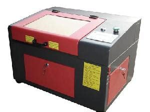Table Top Laser Cutter by Small Format Table Top Laser Cutter Engraver