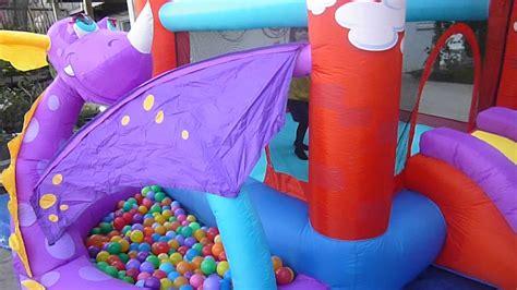 Istana Balon Happy Hop Quest Bouncer 9022 Mainan Anak happy hop 9022 istana dan bouncer anak murah include blower