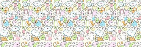 themes ltd banner cute kawaii doodles twitter header kawaii wallpapers
