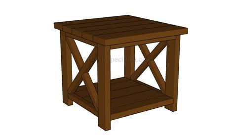 woodwork diy  table plans  plans