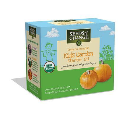 Garden Starter Kit by Seeds Of Change Garden Starter Kit And