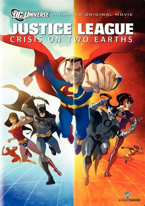 Justice League Crisis On Two Earths 2010 Film Online | justice league crisis on two earths 2010 filmaffinity