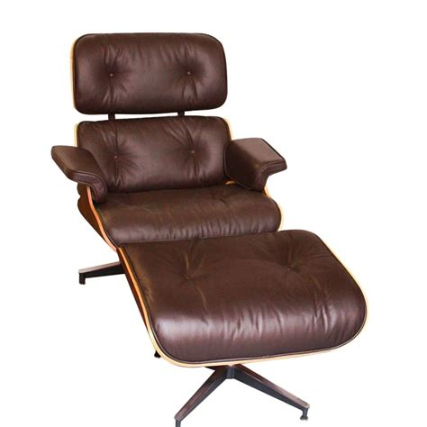 Eames Rosewood Lounge Chair by Eames Inspired Inspired Rosewood Lounge Chair With Ottoman