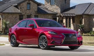 2014 lexus is 350 f sport vs bmw 335i m sport vs cadillac