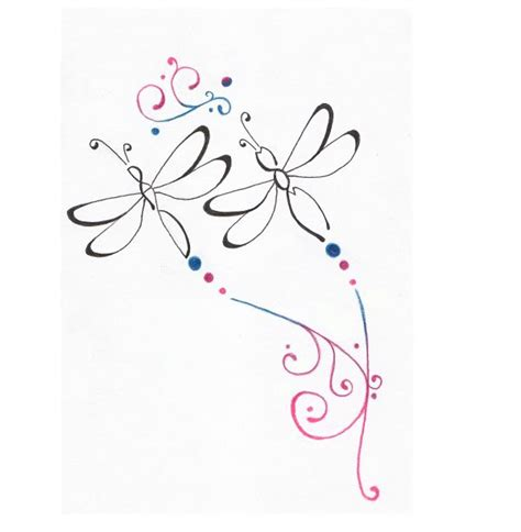 dragonfly tattoo images amp designs