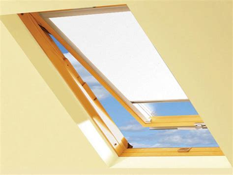 velux window blinds fitting ezifit roof blinds for velux windows