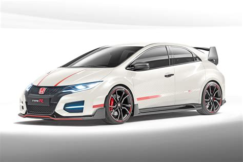 Civic Typr R by The Motoring World The All New Fourth Generation Honda