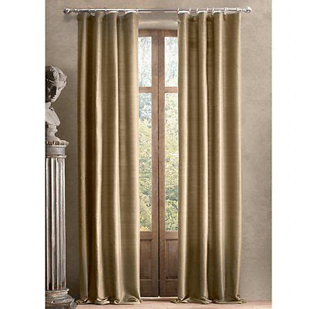 restoration hardware curtain rings how to make store bought drapes look more expensive
