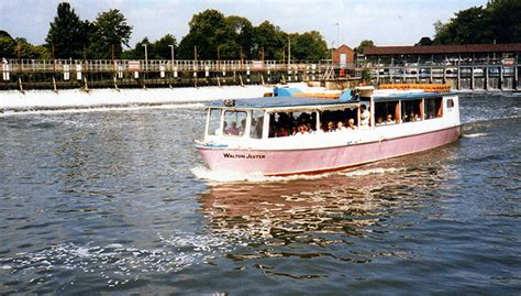 Thames River Boats Schedule | ashes scattering river thames walton teddington