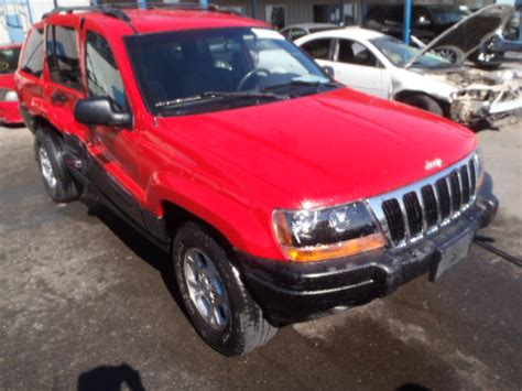 2000 Jeep Grand Parts Used Salvage Truck Suv Parts Sacramento