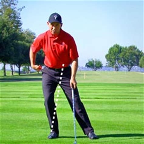 swaying golf swing when there is a sway there is a slide peak performance golf