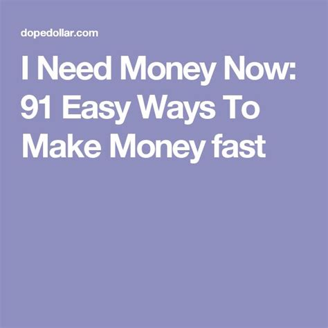 Make Money Online Now Fast - best 25 make money now ideas on pinterest make money online now best finance apps