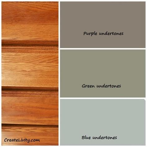 paint colors that look with oak trim myideasbedroom