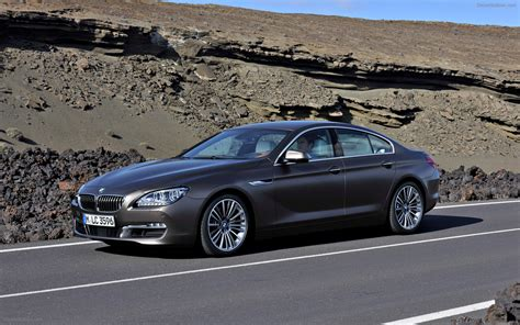 Bmw 6 Gran Coupe by Bmw 6 Series Gran Coupe 2013 Widescreen Car