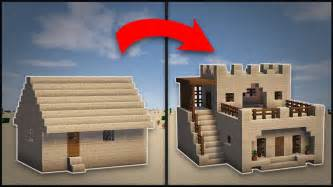 how to remodel a house minecraft how to remodel a desert village large house