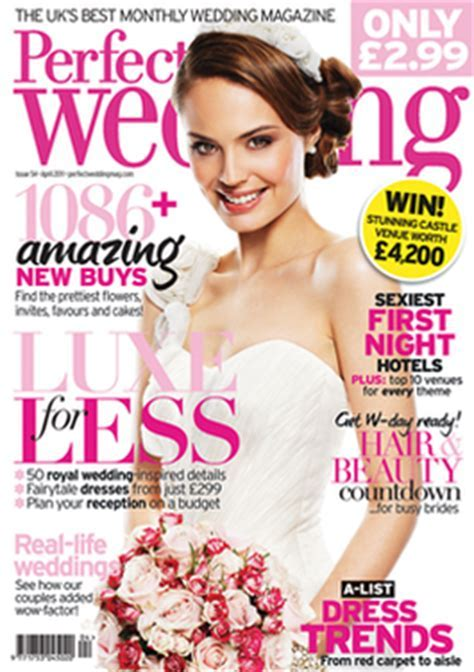 International   Weddings Magazine subscriptions   Want to