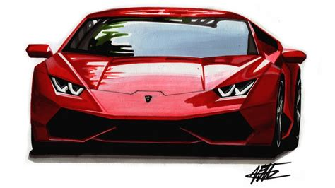 supercar drawing how to draw a supercar lamborghini huracan