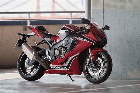 Motorrad Honda Cbr 1000 Rr by 2017 Honda Cbr1000rr Revealed