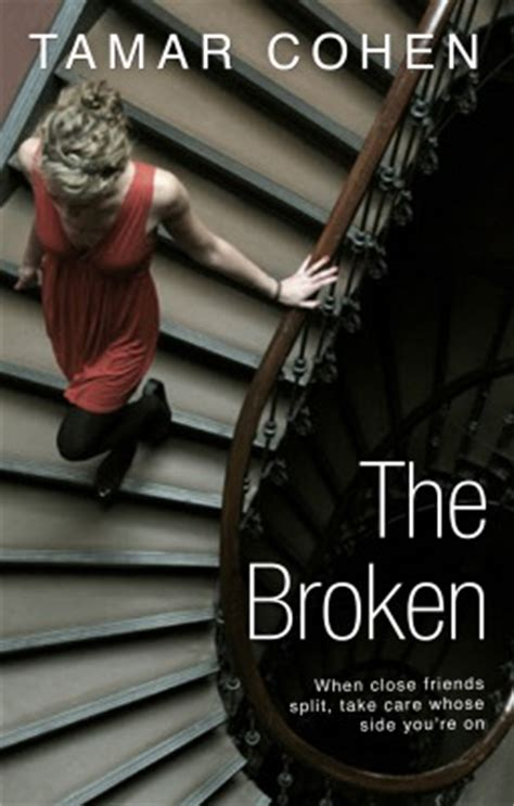 the broken a books the broken by tamar cohen reviews discussion bookclubs