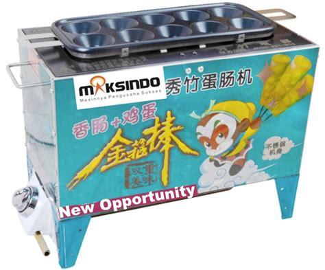 Mesin Egg Roll jual mesin pembuat egg roll gas di surabaya toko mesin