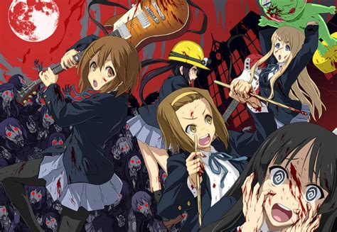 film anime bertema zombie k on zombie vally wizard flickr