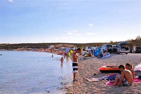 appartamenti spiaggia zrce appartamenti novalja isola di pag croazia spiaggia zrce
