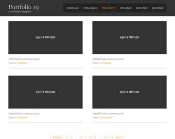 portfolio 35 portfolio templates os templates
