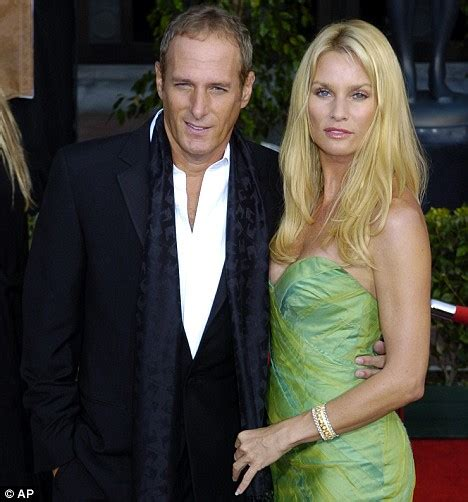 nicollette sheridan is married to desperately single nicollette sheridan and michael bolton