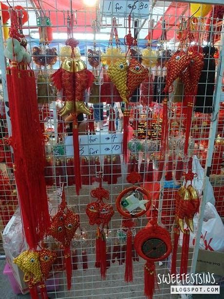new year decorations wholesale in singapore chinatown singapore must visit before new year