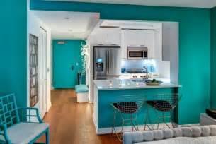 d 233 corer les murs d une peinture turquoise 38 id 233 es d 233 t 233