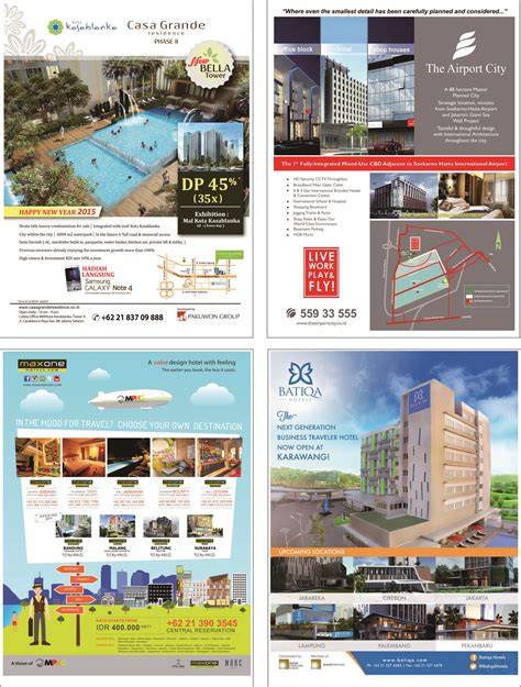 layout iklan di majalah portfolio advertising agency iklan resmi 62 082299008066
