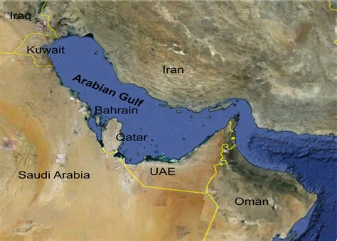 arab gulf uae orders removal of persian gulf from book