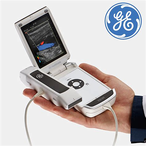 ge vscan dual pocket sized handheld ultrasound