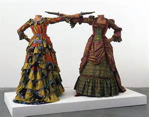 Yinka shonibare s african textile costumes my disguises we love